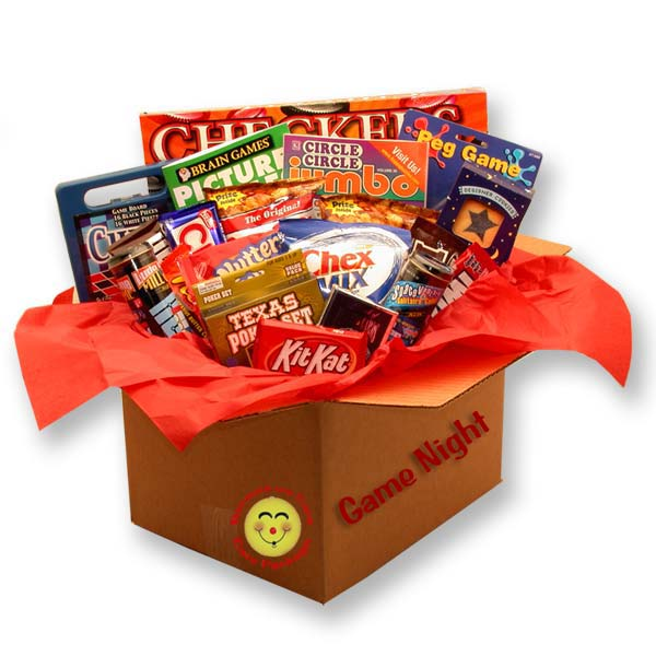 Care Packages - It�s a Family Game Night Care Package