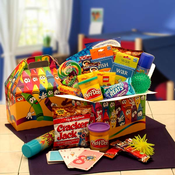 Care Packages - Kids Just Wanna Have Fun Care Package
