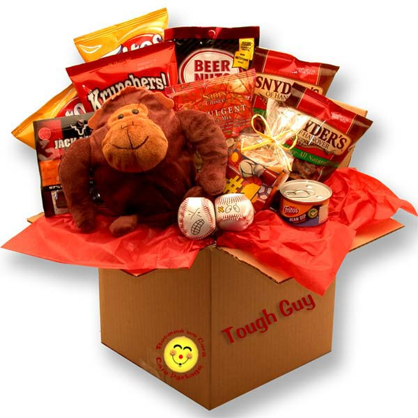 Care Packages - Tough Guy's Snack Care Package