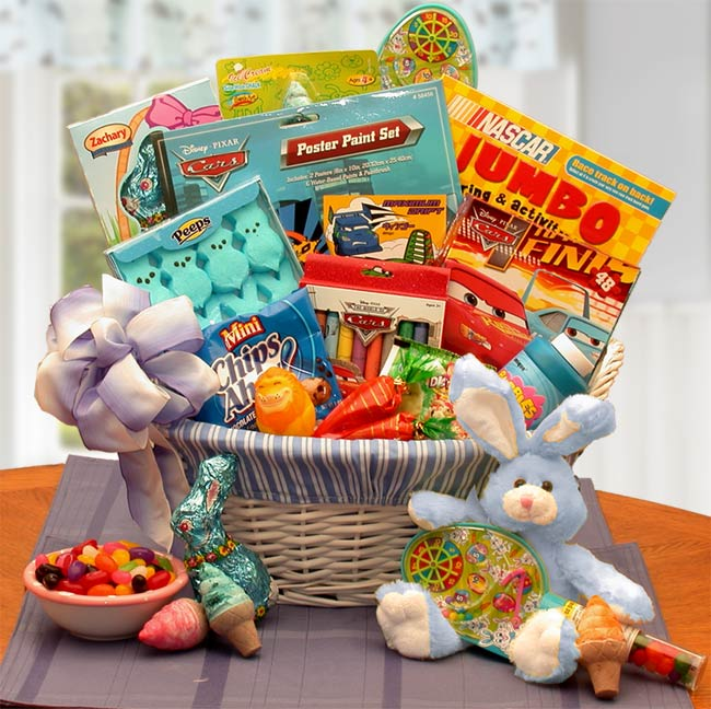 Gift basket drop shipping product image catalog easter deluxe easter sku 915312 negle Images
