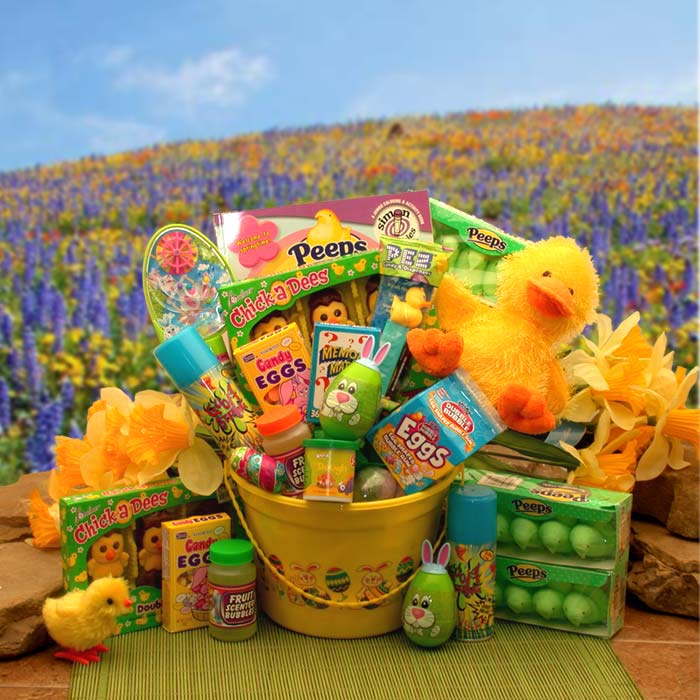 Easter Baskets - Duckadoodles Easter Fun Pail
