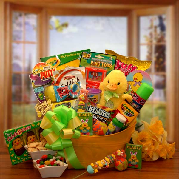 Gift basket drop shipping product image catalog easter easter snacks sku 915532 negle Gallery