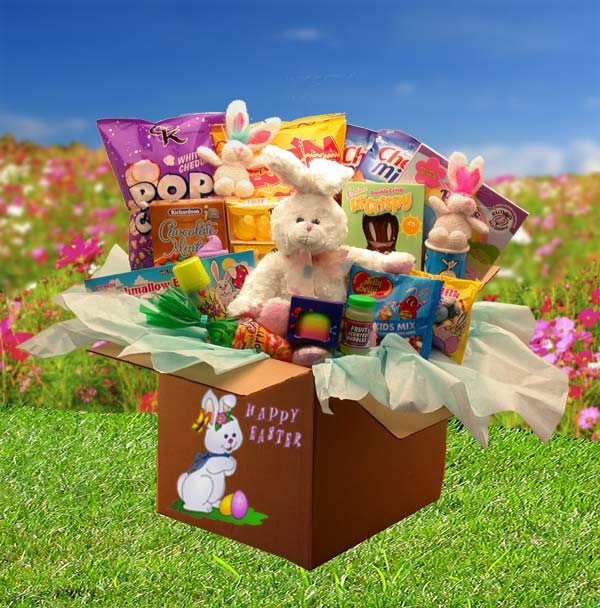 Easter Baskets - Easter of Fun Family Deluxe Care Package