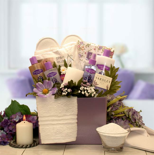 Gifts For Her - Spa Inspirations Bath & Body Gift Box