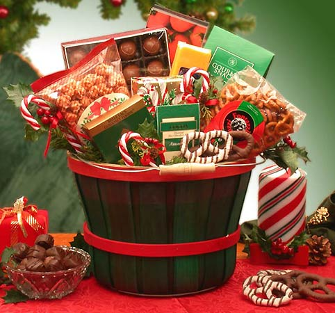 Holiday Gift Baskets - Holiday Traditions