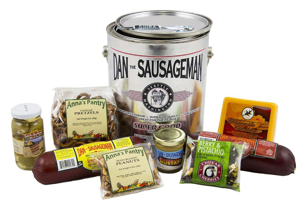 Specialy Meats & Cheeses - Dan's Premium Pail of Treats MD