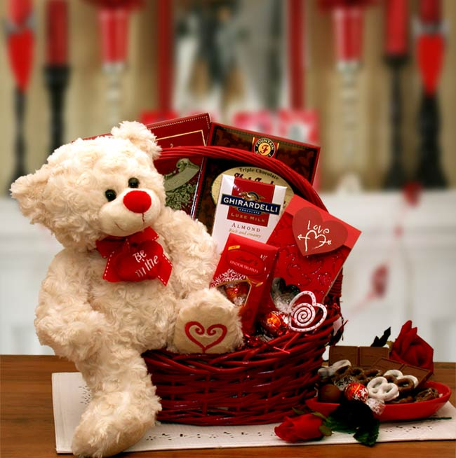 gift basket drop shipping product image catalog valentines