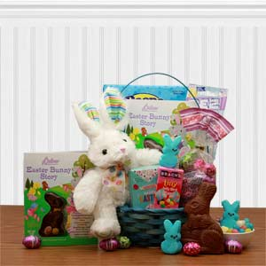 Bunny Love Easter Gift Basket