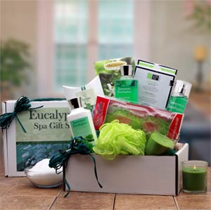 Eucalyptus Spa Gift Box